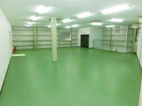 2階倉庫部分